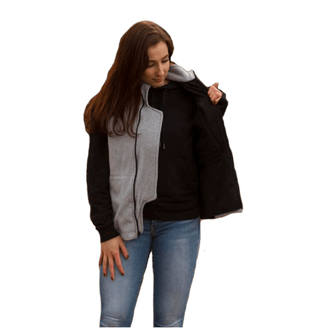 Image of BulletBlocker NIJ IIIA Women's Fortress Fleece - Medium