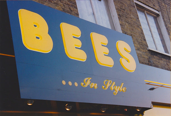 Why we chose the name Bees?