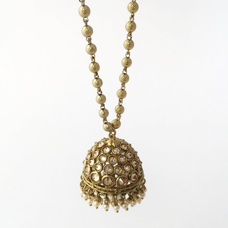 Jhumka Long Chain