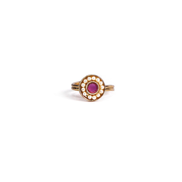 Leela Ring in Ruby