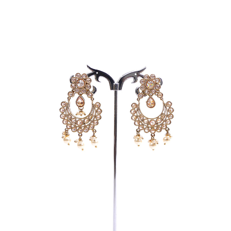 Small Chandbali Earrings