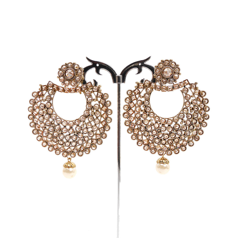 Saanvi Chandbali Earrings