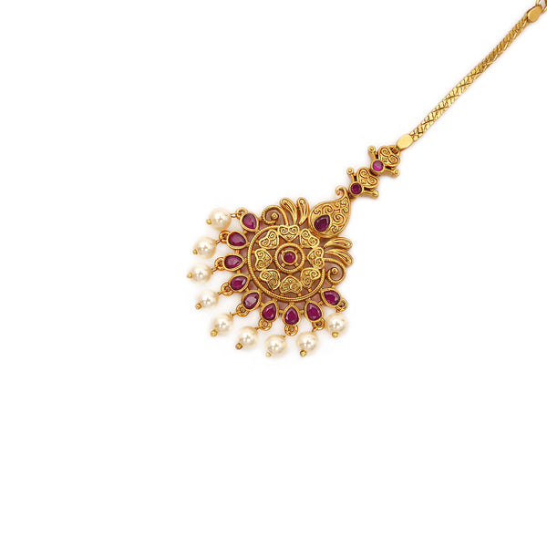 Aakshi South-Indian Tikka in Ruby