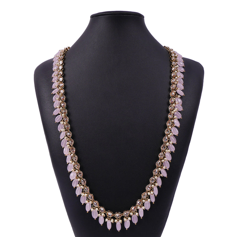 LONG CHAIN IN LIGHTPINK