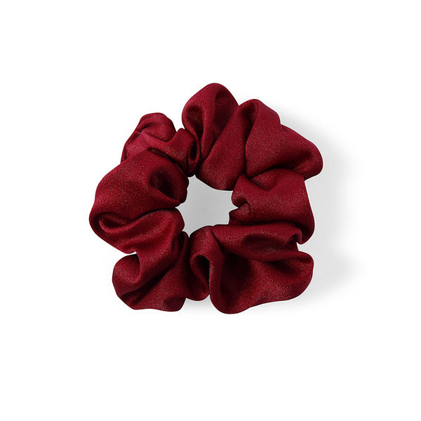 MAROON SATIN HAIR BAND