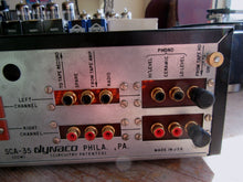 Load image into Gallery viewer, Dynaco SCA-35 Integrated Tube Amplifier