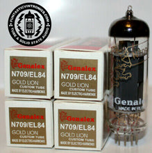 Load image into Gallery viewer, Genalex EL84 / 6BQ5 Power Tubes
