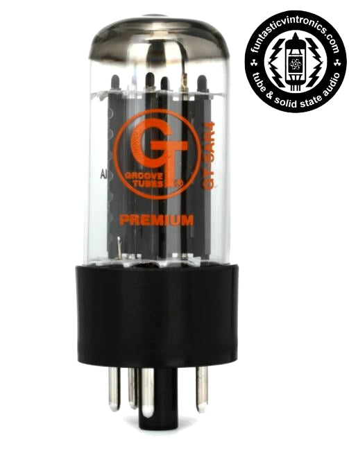 Groove Tubes ® GT-5AR4 / GZ34 Rectifier Tube