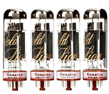 Load image into Gallery viewer, Genalex Gold Lion Matched KT77 / EL34 / 6CA7 Power Tubes