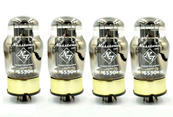 NessTone 6550 Power Tubes
