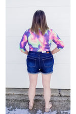 More Than A Feeling Tie Dye Bodysuit