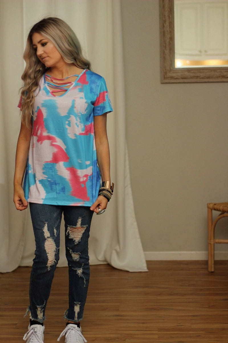 Watercolor dreams top