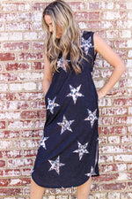 Shine On Me Maxi Dress