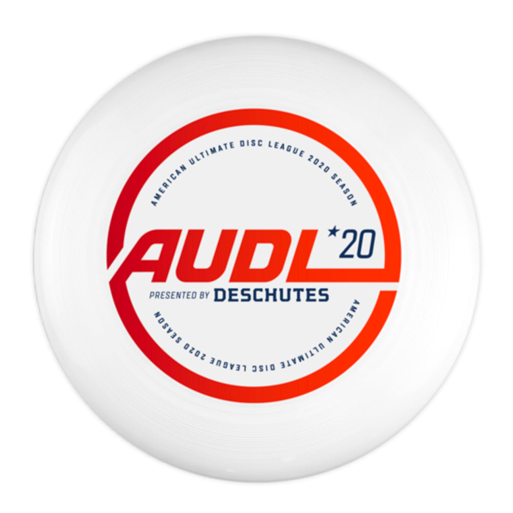 AUDL Official 2020 Disc