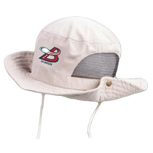 Tan Alt Logo Bucket Hat