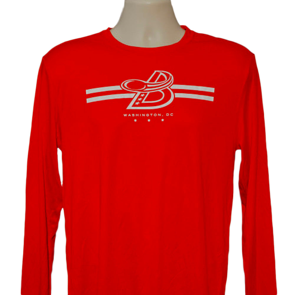 Breeze Racer Youth Long Sleeve Performance T-Shirt