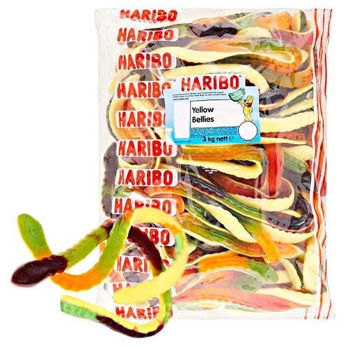 Haribo Yellow Bellies - 3kg