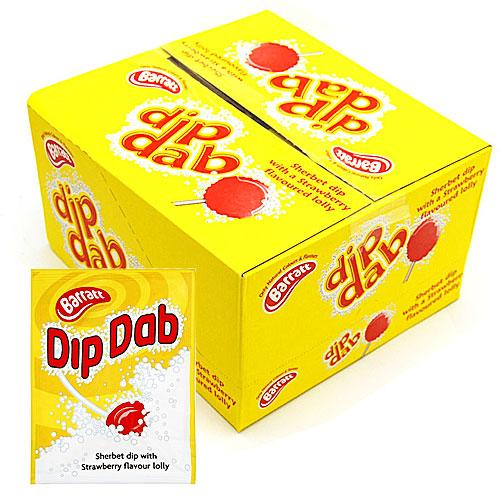 Barratt Dip Dabs - 50 Count