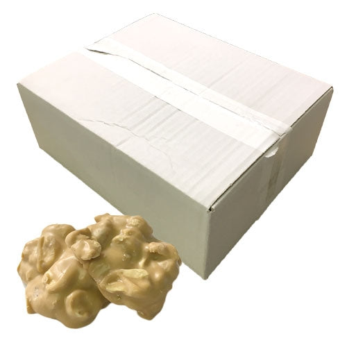 Milk Chocolate Salted Caramel Clusters - 2kg