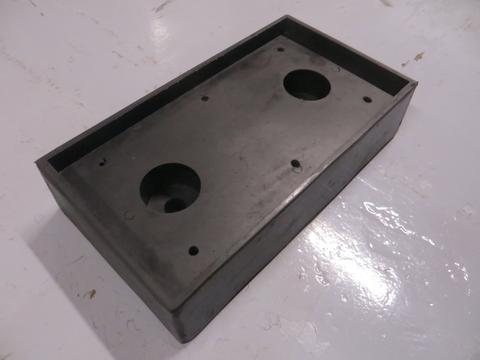 R294 Dock Bumper (50 x 250 x 100mm)
