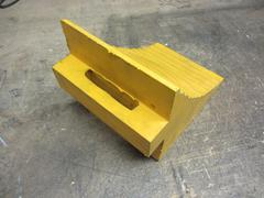 R140 Vehicle Wheel Chock (250 x 190 x 200 mm)