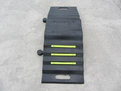 R228 2-Channel Cable Ramp (850 x 300 x 125 mm)