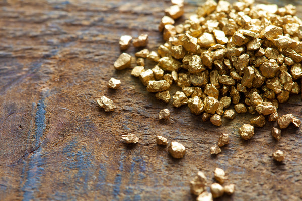 Turning Waste into Gold