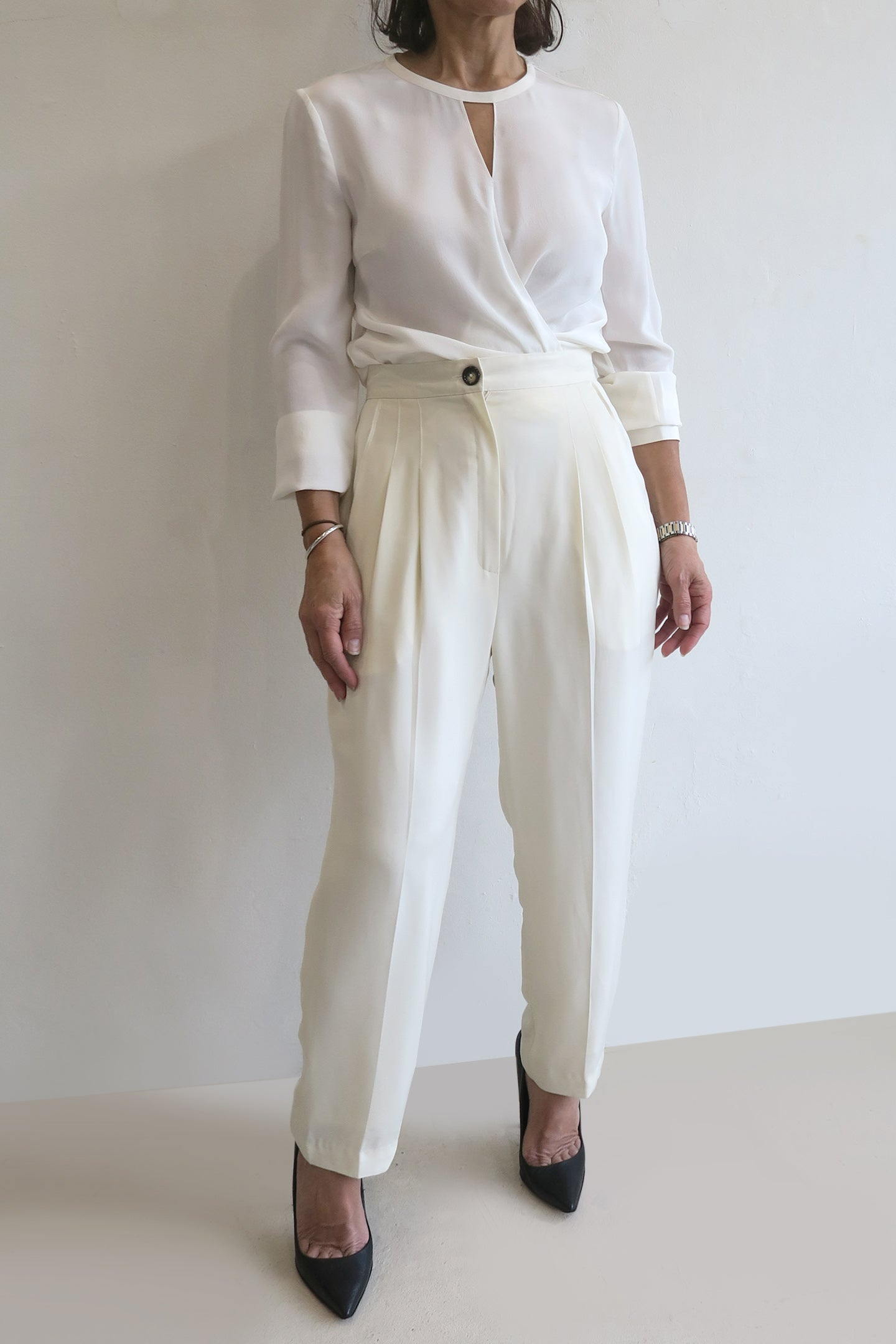 1990s Country Road High Waist Pant