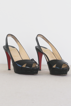 Load image into Gallery viewer, Christian Louboutin Patent Leather Heel