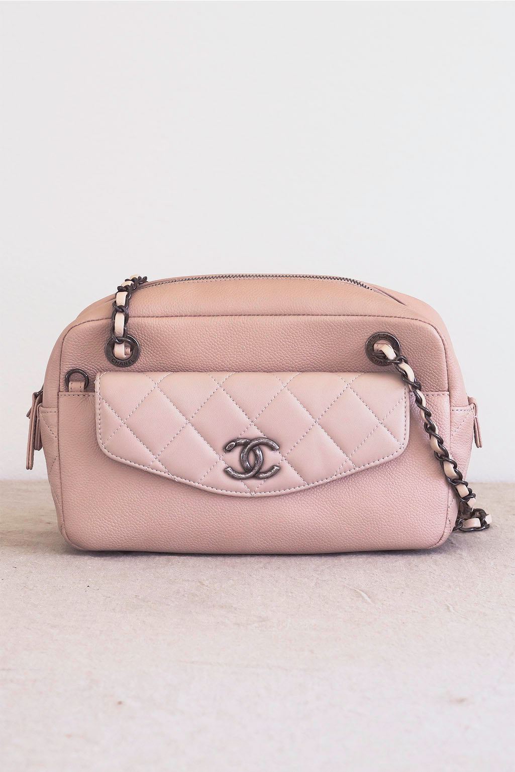 Chanel Camera Case Bag
