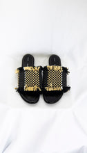 Load image into Gallery viewer, Proenza Schouler Raffia Slide
