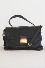 Load image into Gallery viewer, Miu Miu Black Leather Bag