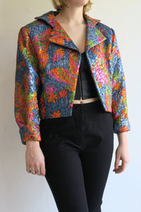 1980s Yves Saint Laurent Jacket