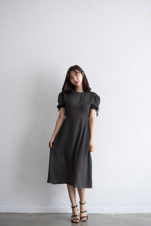 Dainty Long Dress