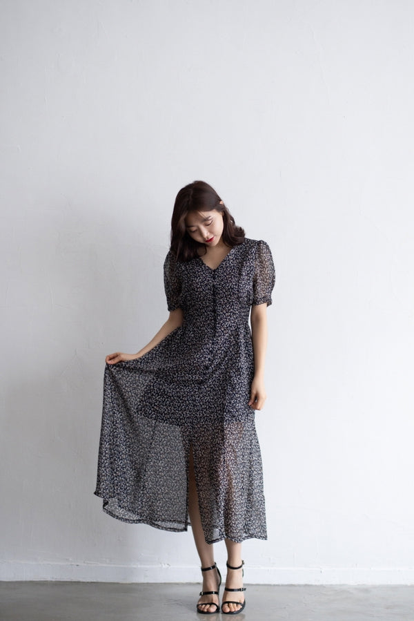 Ladyish Maxi Onnidress