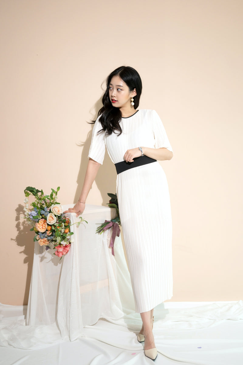 Whiteholic Slim Dress