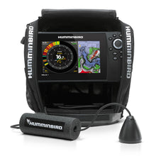 Charger l'image dans la galerie, HUMMINGBIRD ICE HELIX 7 CHIRP GPS G3