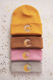 Golden Moon Magical MUSTARD BEANIE (6059280007335)