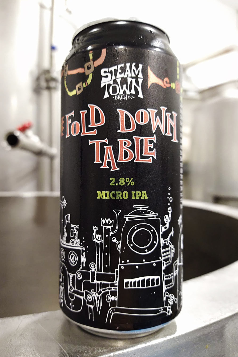 Fold Down Table Micro IPA (2.8%)