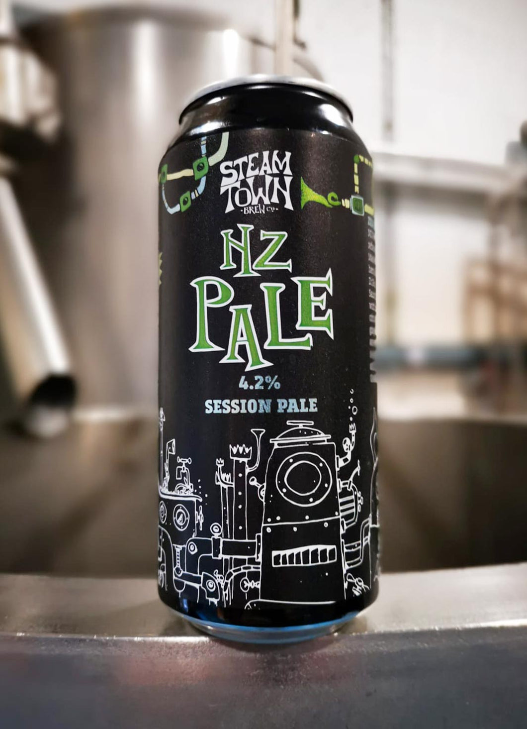 NZ Session Pale (4.2%), 440ml Can