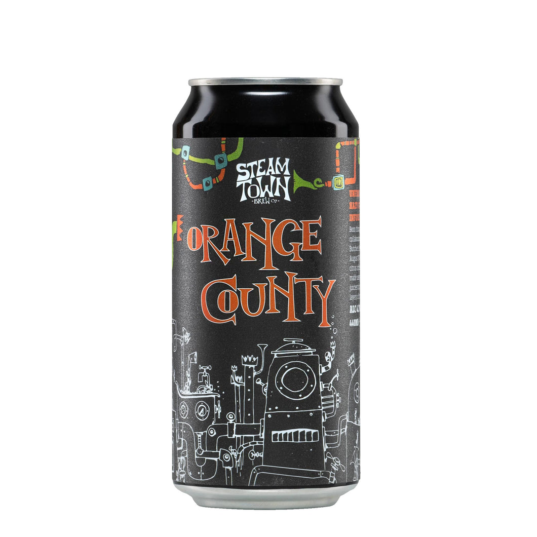 Orange County Citrus IPA (4.7%), 440ml Can