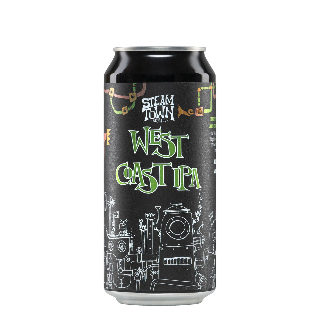 West Coast IPA (5.4%), 440ml Can