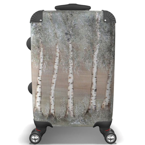 Suitcase - Cabin Bag, Afternoon Aspen Design