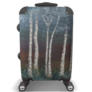 Suitcase - Cabin Bag Size - Evening Aspen Design
