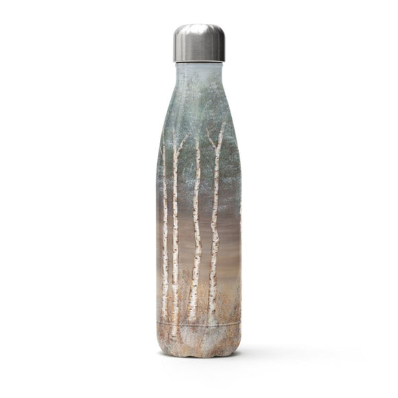Morning Aspen Clonlea Design by Elaine Tomlin. Thermal Insulated Bottle leakproof