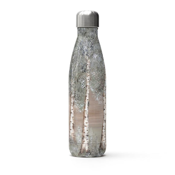 Afternoon Aspen Clonlea Design by Elaine Tomlin. Thermal Insulated Bottle leakproof
