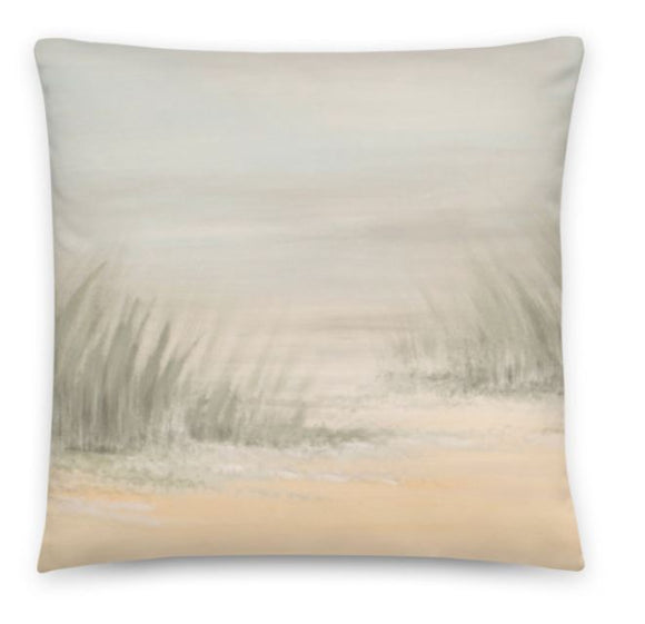 The Beach designer cushion throw pillow cushion cover and insert Clonlea Design home decor furnishings