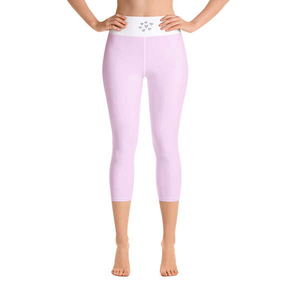 Pink - The Beach Designer Gym Sports Shorts leggings Aspen Wear Fittness Clonlea Design