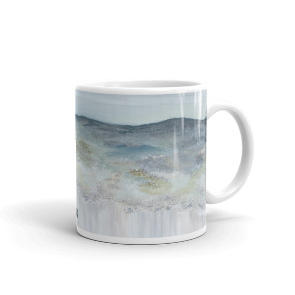Cup Kitchenware heather mountain designer Mug coffee cup tea cup