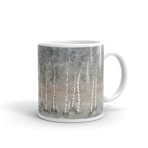 Afternoon Aspen Designer Coffee Cup. Kitchenware